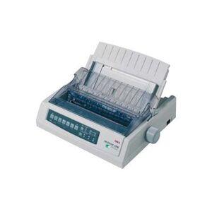 Oki Microline 3390eco - Printer - monochroom - dotmatrix - A4 - 360 dpi - 24 pin