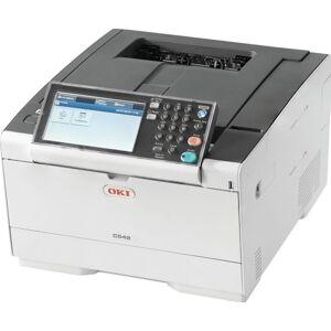 Oki C542dn - Printer - kleur - Dubbelzijdig - LED - A4 - 1200 x 1200 dpi