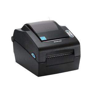 BIXOLON SLP-DX420 - Etiketprinter - thermisch papier - Rol (11 cm) - 203 dpi - tot 178 mm/sec - parallel, USB, serieel