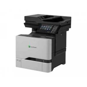 Lexmark CX725de - Multifunctionele printer - kleur - laser - Legal (216 x 356 mm) (origineel) - A4/Legal (doorsnede) - maximaal 47 ppm LED