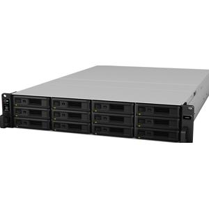 SYNOLOGY SA3600 - NAS-server - 12 bays - rack-uitvoering - SATA 6Gb/s / SAS - RAID 0, 1, 5, 6, 10, JBOD, 5 hot spare, 6 hot spare, 10 hot spare, 1 hot spare, RAID F1, F1 hot spare - RAM 16 GB