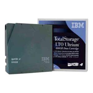 Lenovo LTO Ultrium 4 - 800 GB / 1.6 TB - voor System Storage 3584 Model D53, 3584 Model L53; System Storage TS3500 Tape Drive