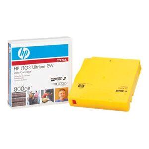 HPE - 20 x LTO Ultrium 3 - 400 GB / 800 GB - voorzien van etiket - voor StorageWorks SAS Rack-Mount Kit; StorageWorks 1/8 G2 Tape Autoloader