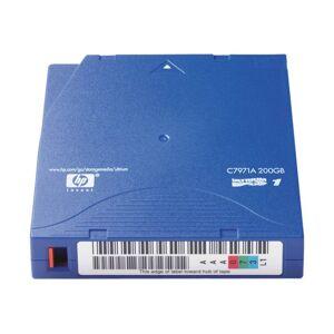 HPE - LTO Ultrium 1 - 100 GB / 200 GB - blauw - voor LTO-5 Ultrium; SureStore Tape Autoloader 1/9; SureStore Tape Library 6/140; Ultrium 920