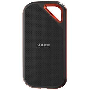 SanDisk Extreme PRO - Solid state drive - 500 GB - extern (draagbaar) - USB 3.1 Gen 2 (USB-C aansluiting)