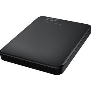 Western Digital WD Elements Portable WDBU6Y0050BBK - Vaste schijf - 5 TB - extern (draagbaar) - USB 3.0