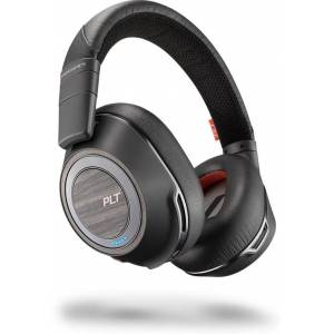 POLY Plantronics Voyager 8200 UC - USB Headset - stereo - over oor - Bluetooth - draadloos - NFC
