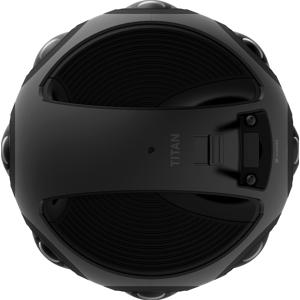 INSTA360 Titan - VR-camera - 8 x 200° F3.2 fisheye lenzen - 11K mono - 10K 3D - 10-bit - 55,76 MP