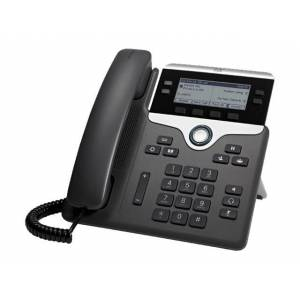 Cisco Systems IP Phone 7841 - VoIP-telefoon - SIP, SRTP - 4 lijnen