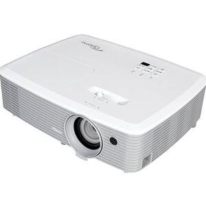 Optoma EH400+ - DLP-projector - 3D - 4000 ANSI lumens - 1920 x 1080 - 16:9 - HD 1080p