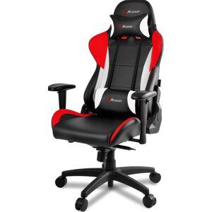 Arozzi VERONA PRO V2 - Gamestoel - PU-kunstleer - ergonomisch - Zwart, Rood, Wit - Gaming chair