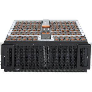 Western Digital WD Ultrastar Data60 SE4U60-60 SE-4U60-10F05 - Opslagbehuizing - 600 TB - 60 bays (SAS-3) - HDD 10 TB x 60 - rack-uitvoering - 4U