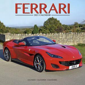 Acer Auto 2021 Ferrari wandkalender - Jaarkalenders