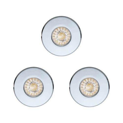 Eglo Igoa Inbouwspot (Chroom, 3 spots)