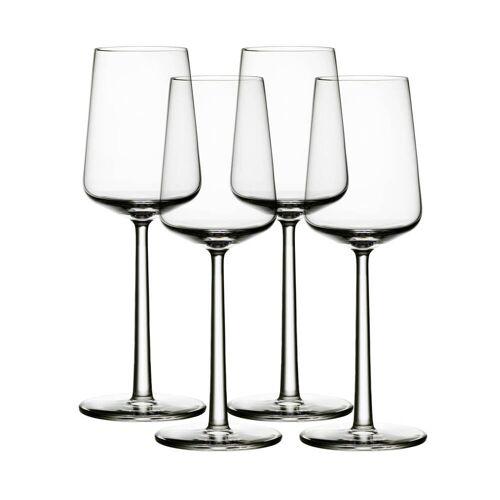 iittala Essence Witte Wijnglas (set van 4)