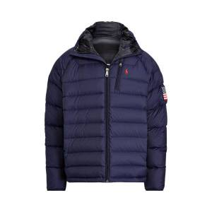 Polo Ralph Lauren Glacier Heated Down Jacket  - Newport Navy - Size: Large