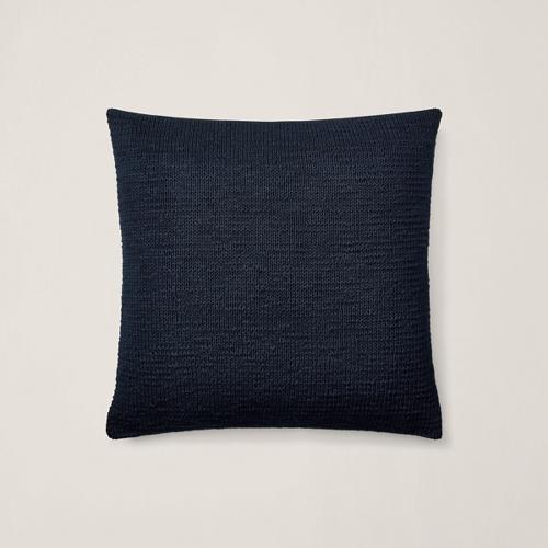 Ralph Lauren Home Bowsen Throw Pillow  - Navy - Size: 55 X 55 cm