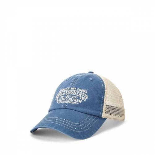 Polo Ralph Lauren Polo Country Ball Cap  - Federal Blue - Size: One Size