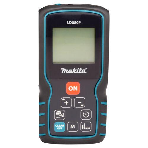 Makita LD080P Laser afstandsmeter 80 meter   Mtools