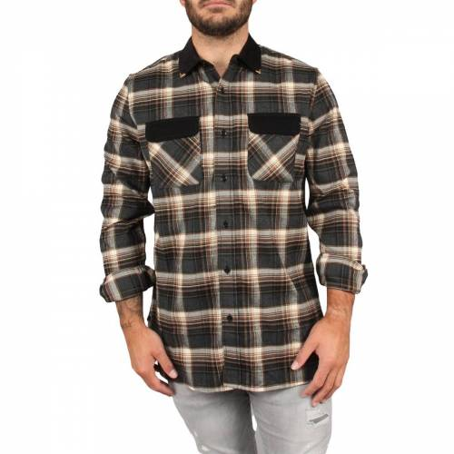 Off The Pitch Traditions Top zwart l