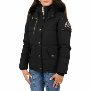 Moose Knuckles 3Q Jacket zwart xs