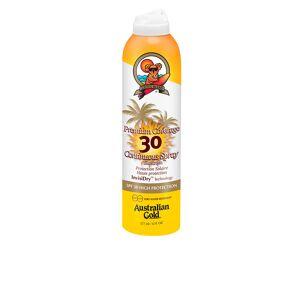 Australian Gold PREMIUM COVERAGE SPF30 continuous spray  177 ml
