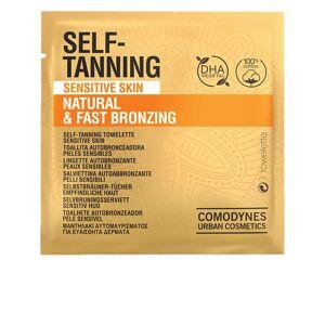 Comodynes SELF-TANNING natural & fast bronzing sensitive skin 8 uds