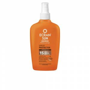 Ecran SUN LEMONOIL leche protectora SPF15 spray  200 ml