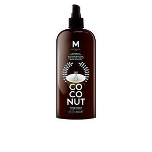 Mediterraneo Sun COCONUT suntan oil dark tanning SPF6  200 ml