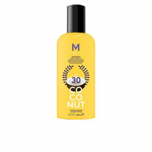 Mediterraneo Sun COCONUT sunscreen dark tanning SPF30  100 ml