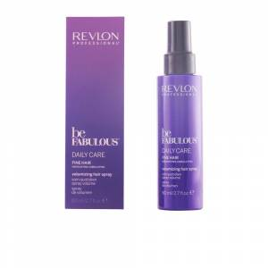 Revlon BE FABULOUS daily care fine hair volumen spray  80 ml