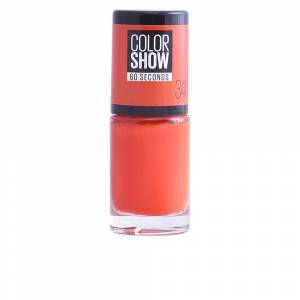 Maybelline COLOR SHOW nail 60 seconds  #341-orange attack