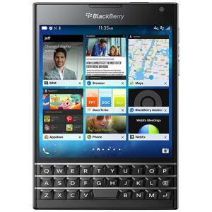 BlackBerry (Unlocked, Black) BlackBerry Passport Single Sim   32GB   3GB RAM