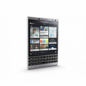 BlackBerry (Unlocked, Silver) BlackBerry Passport Single Sim   32GB   3GB RAM