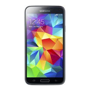 Samsung (Unlocked, Charcoal Black) Samsung Galaxy S5 Single Sim   16GB   2GB RAM
