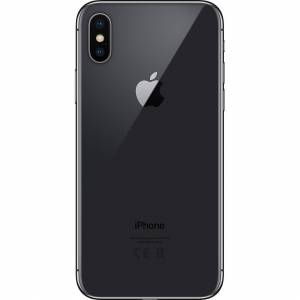 Apple (Unlocked, 64GB) Apple iPhone X   Space Grey