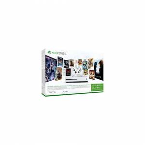Microsoft Xbox One S 1TB Console Starter Bundle (3-month Xbox Game Pass / Xbox Live Gold)