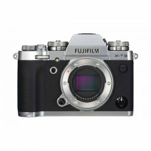 Fujifilm X-T3 Compact System Camera Body   4K Mirrorless Camera