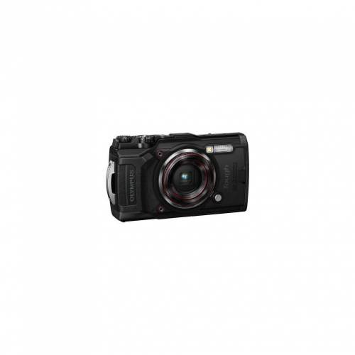 Olympus TG-6 Black Digital Camera