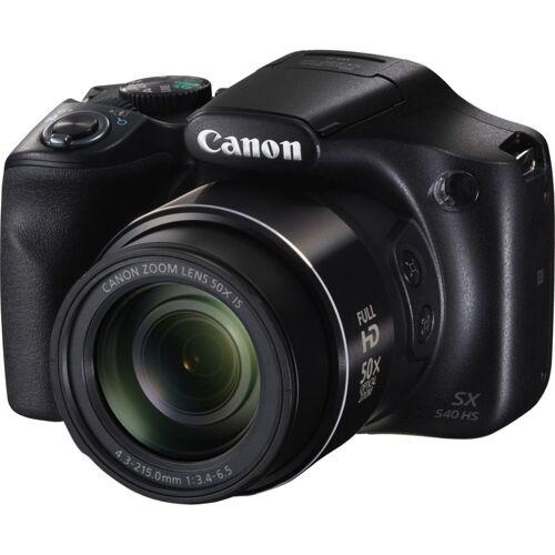 Canon PowerShot SX540 HS Bridge Camera - Black