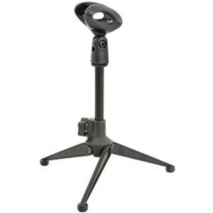 Unbranded Mini Foldable Tripod Desk Microphone Stand