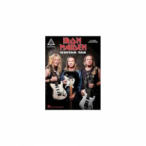 Hal-Leonard Iron Maiden: Guitar Tab - 25 Metal Masterpieces (Guitar Recorded Version)