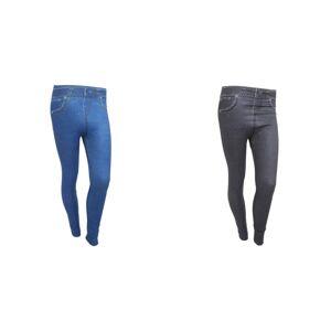 Universal Textiles Womens/Ladies Slim N Lift Caresse Jeans/Jeggings