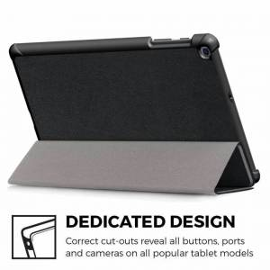 """FinestBazaar (Samsung  Tab A 2019 10.1"""" T510 T515, Red) Samsung Galaxy Tab A (2019) 10.1"""" Tri"""