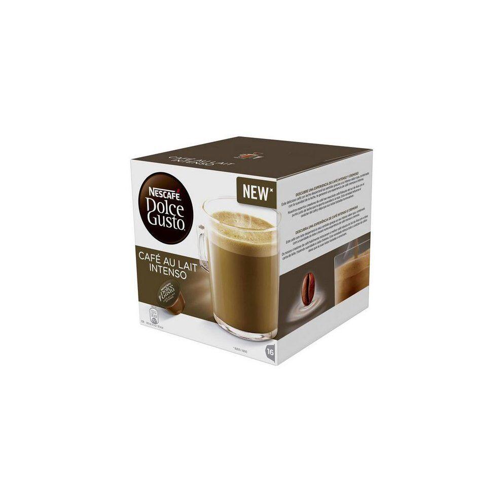 Nescafé Dolce Gusto Coffee Capsules Nescafé Dolce Gusto 45831 Café Au Lait Intenso (16 uds)