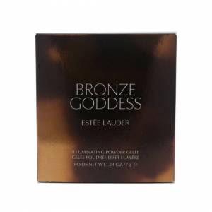 Estee Lauder Bronze Goddess Illuminating Powder Gelee 0.24oz 01 Heat Wave