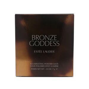 Estee Lauder Bronze Goddess Illuminating Powder Gelee 0.24oz 01 Heat Wave