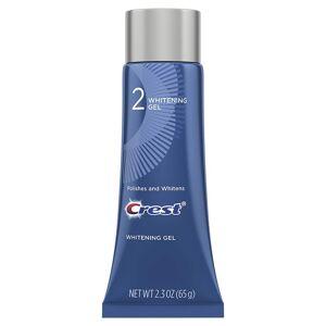 Crest Gum Detoxify Toothpaste + Whitening Gel 2-Step Daily Dental Care System, 4