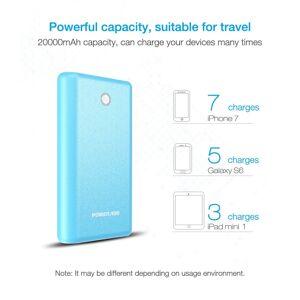 Poweradd Pilot X7 20,000mAh Portable Charger External Battery Power Bank