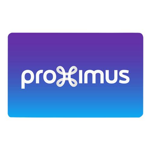Proximus Pay&Go 50 Euro